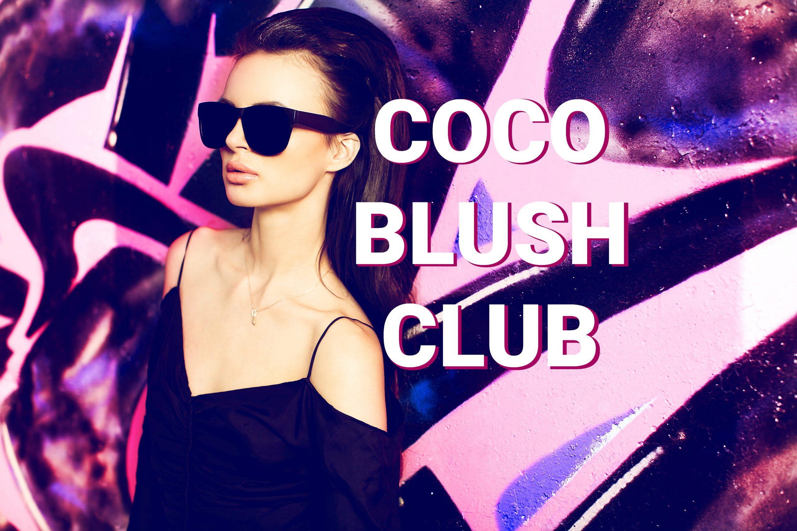 COCOBLUSH CLUB